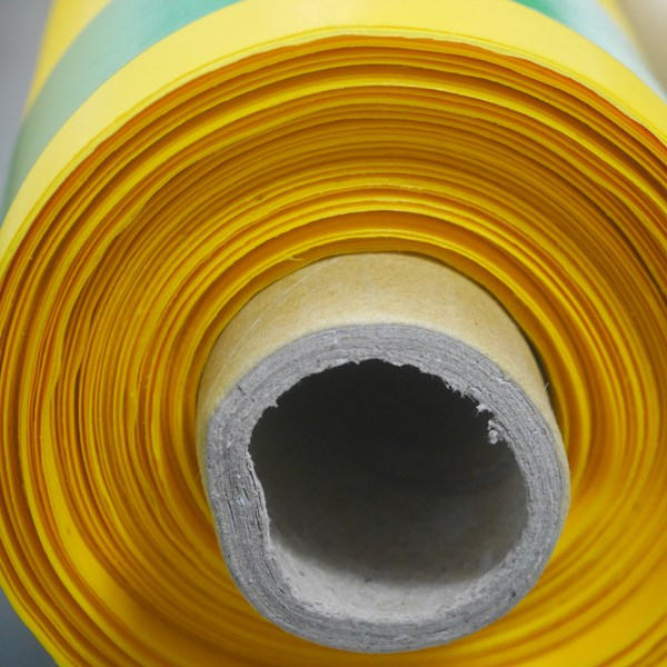 "Silk Screen Printing Mesh Fabric 200 Yellow 80T / 80 - 50"" W"