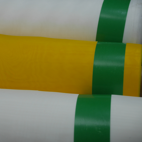 100%Polyester Silk Screen Printing Mesh Used In T-shirt Screen Printing